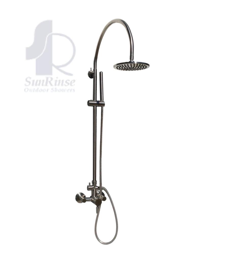 Generous Outdoor Shower Fixture Gallery - Bathtub Ideas - internsi.com