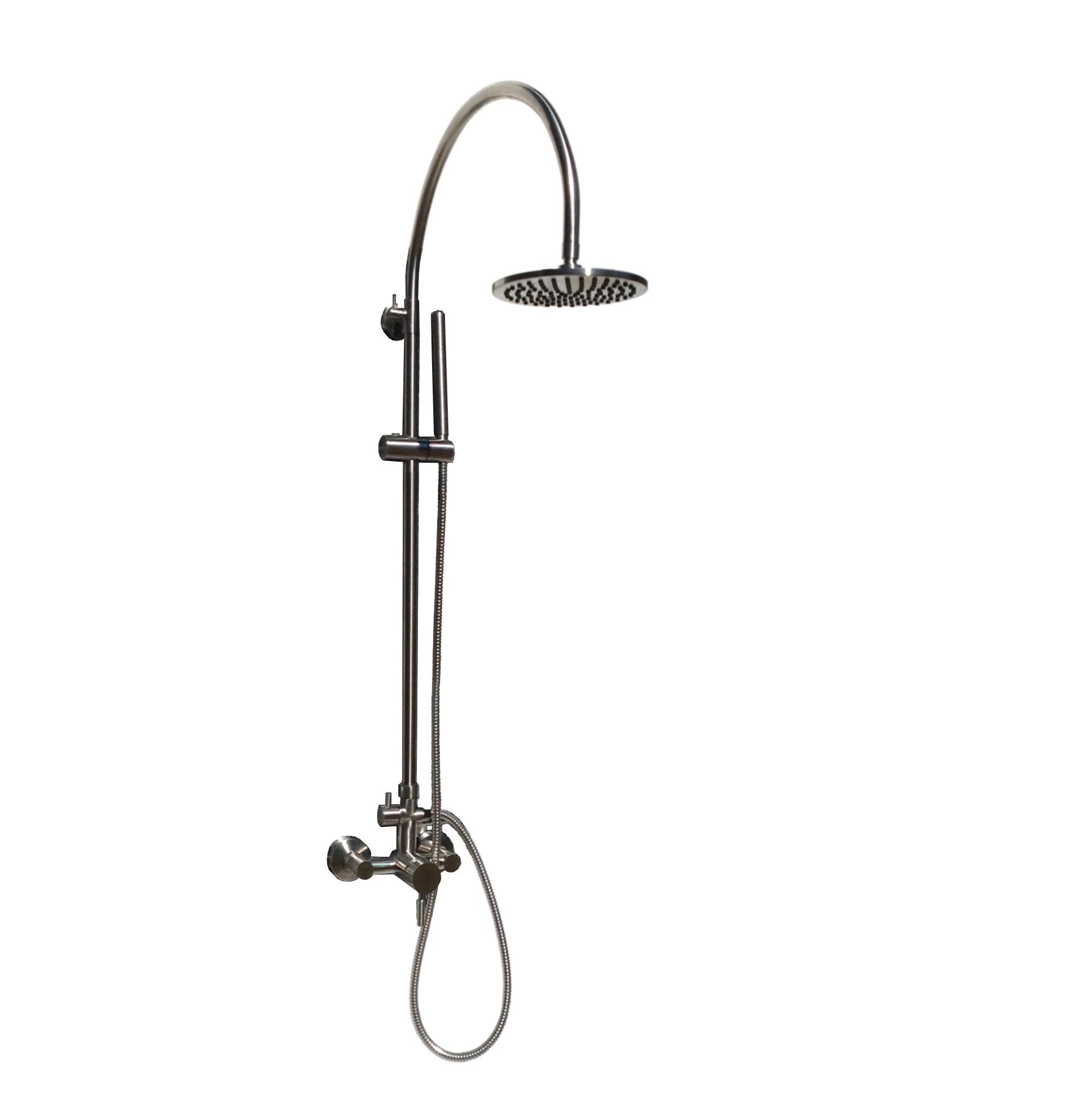 Stainless steel outdoor faucet model number sr
